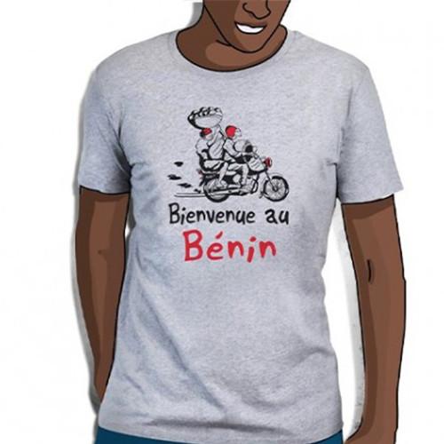 T-SHIRT BENIN BIENVENUE