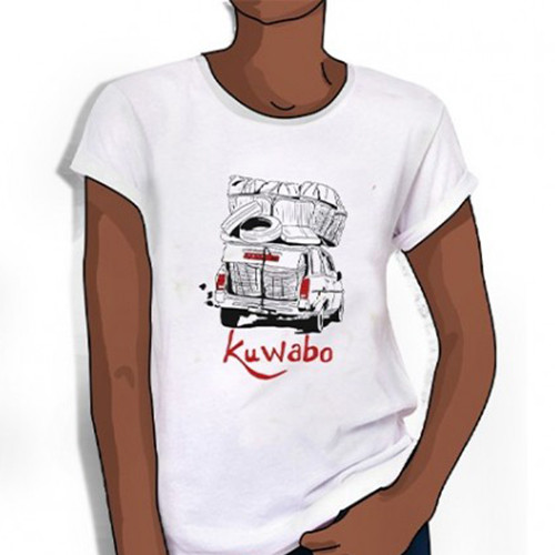 T-SHIRT BENIN KUWABO